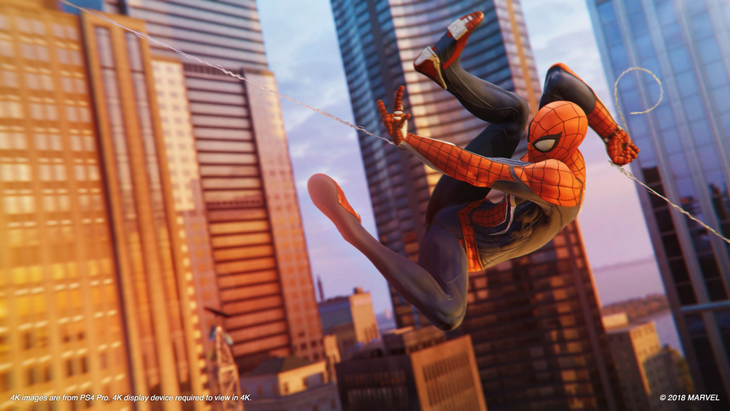 Spider-Man Screenshot 4