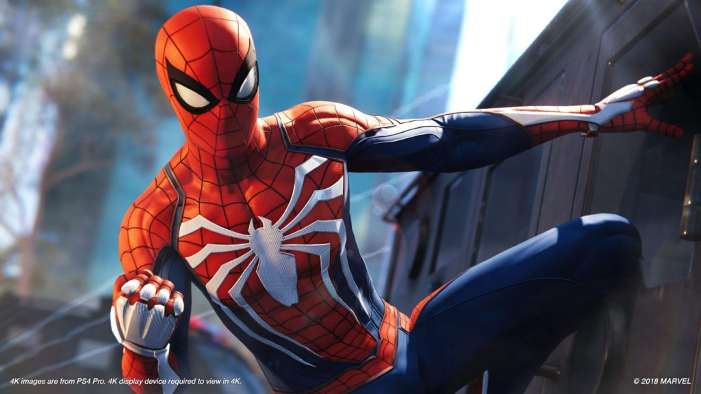 Spider-Man Screenshot 5