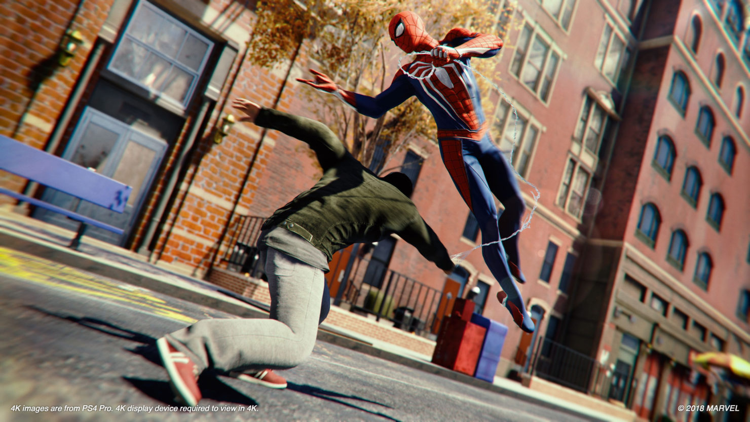 Spider-Man Screenshot 7