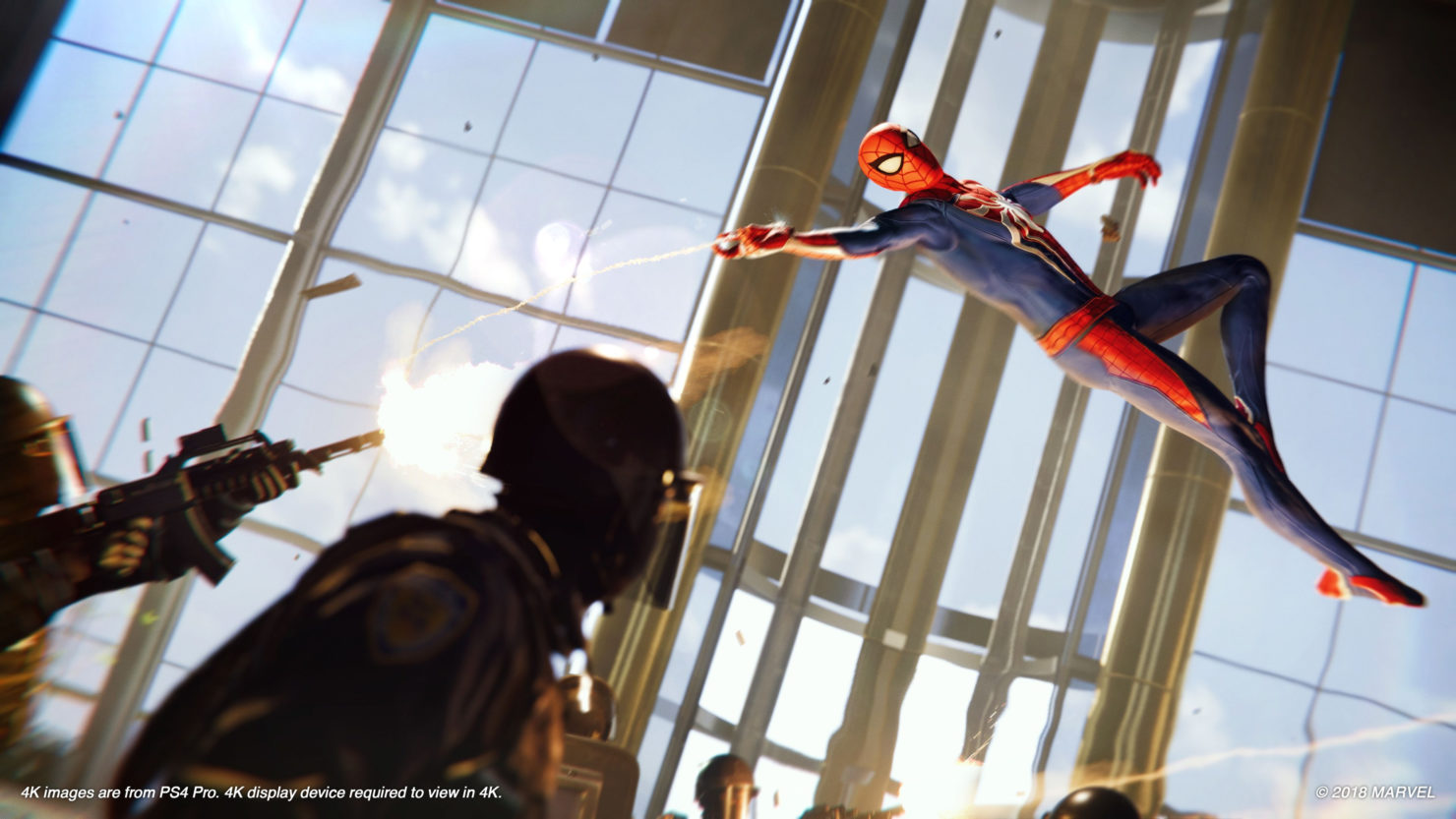 Spider-Man Screenshot 8