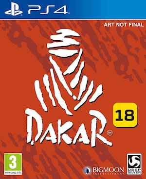 Dakar 18 Box Art