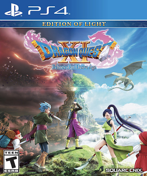 Dragon Quest XI: Echoes of an Elusive Age Box Art
