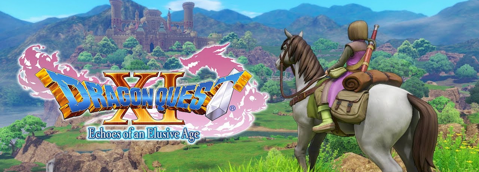 Dragon Quest Xi Wallpaper: Dragon Quest XI: Echoes Of An Elusive Age