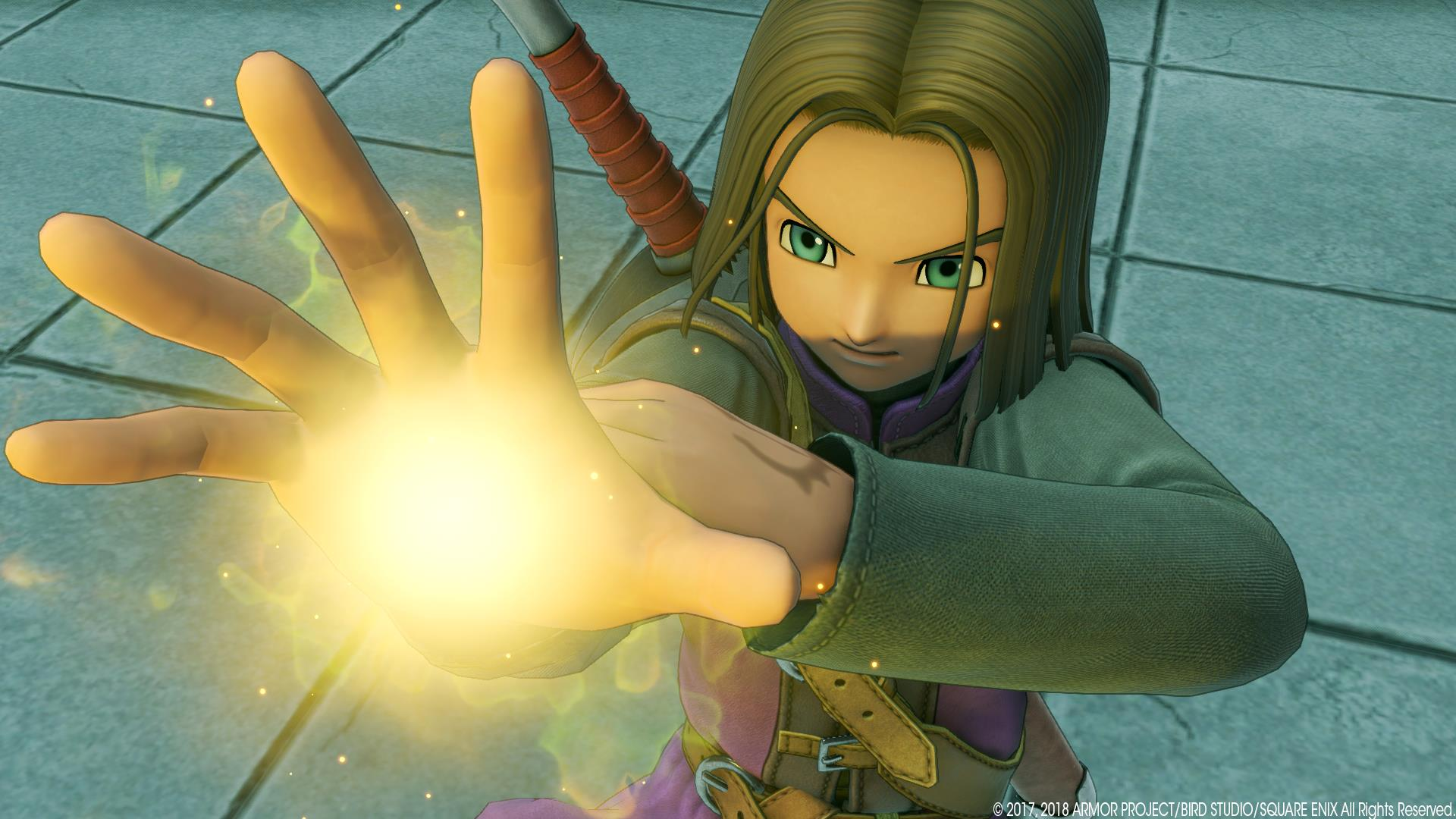 Dragon Quest 11 Is A Culmination of the Franchise's 30 Year History