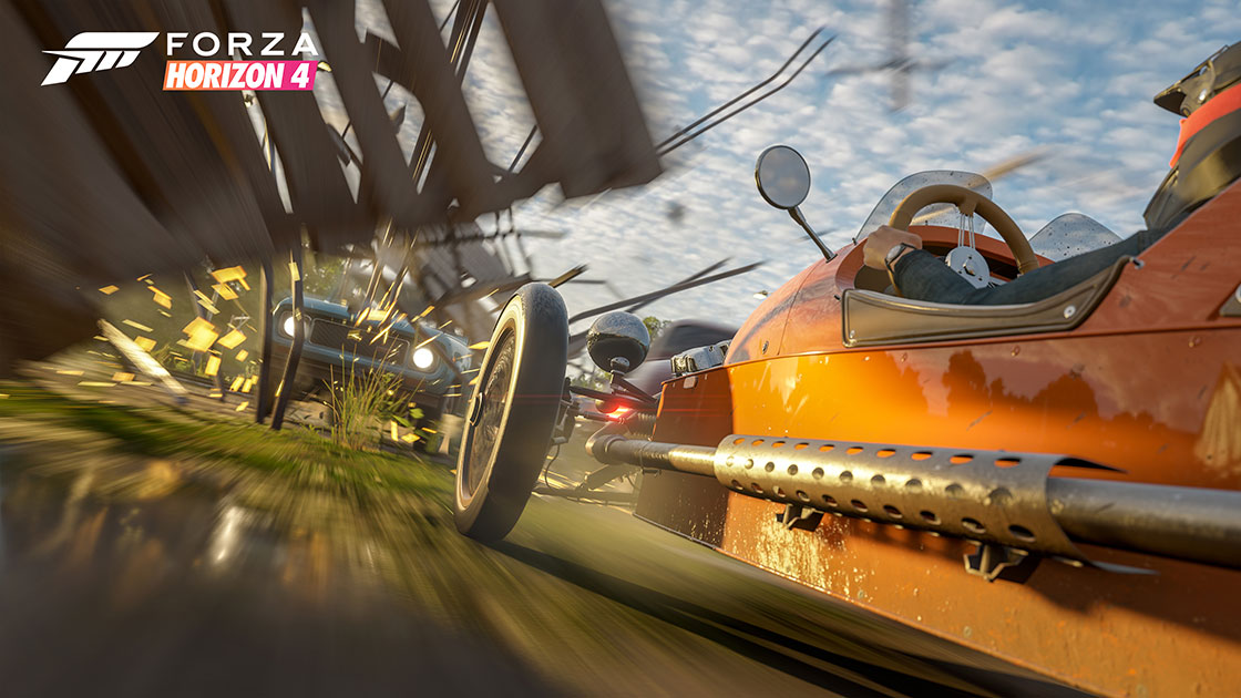 Forza Horizon 4 PC Launches With HDR, 60 FPS Possible on