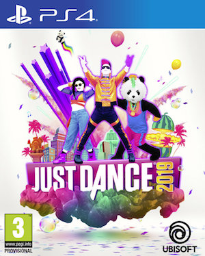 Just Dance 2019 Box Art