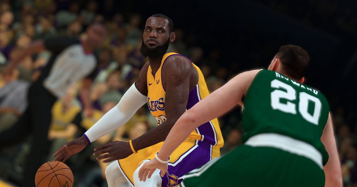 nba 2k19 screenshot 2