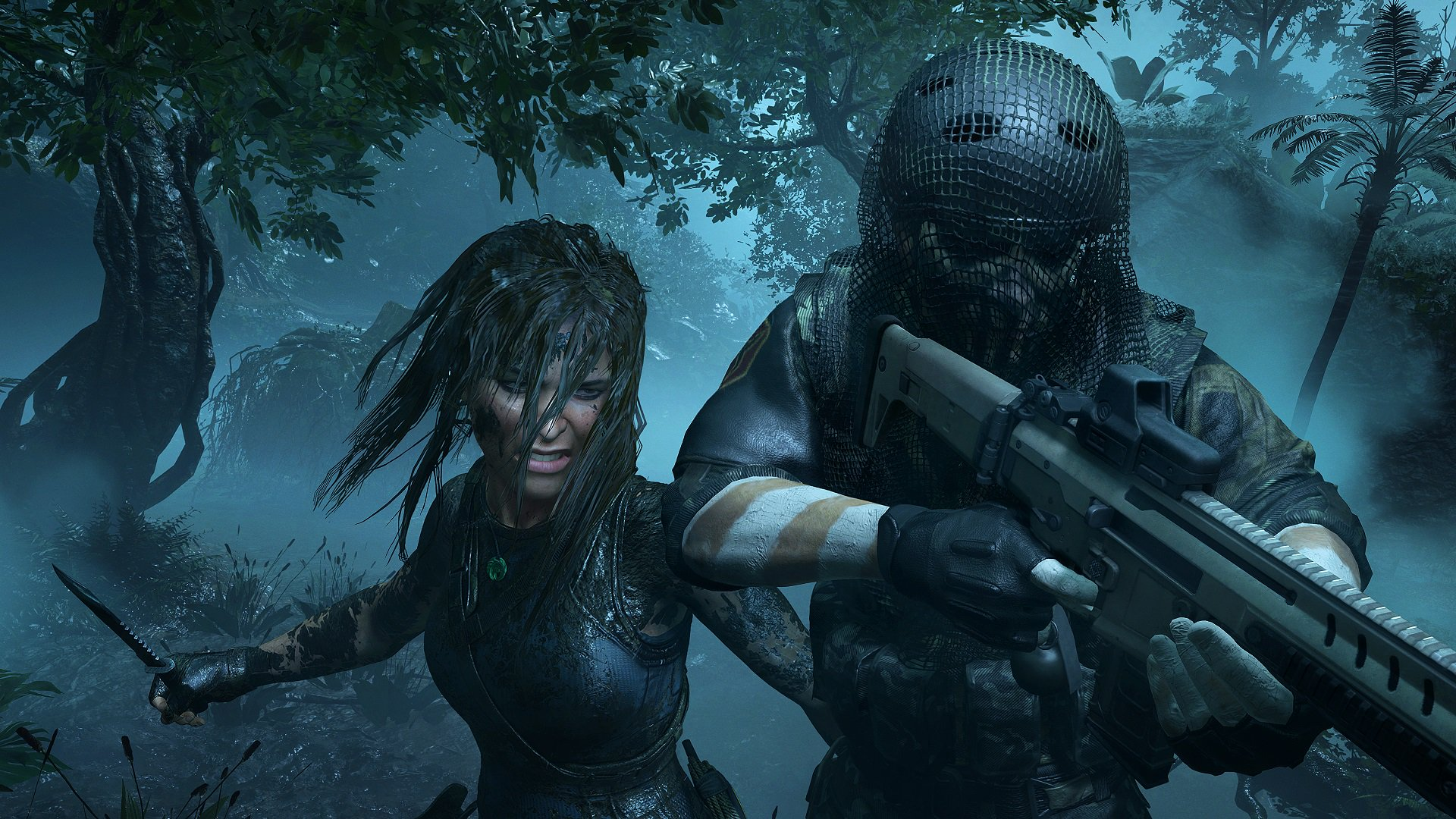 Resultado de imagen de Shadow of the Tomb Raider: Definitive Edition