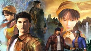 Shenmue 1 and 2 HD Review – Looking For Sailors