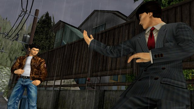 shenmue 1 and 2 hd