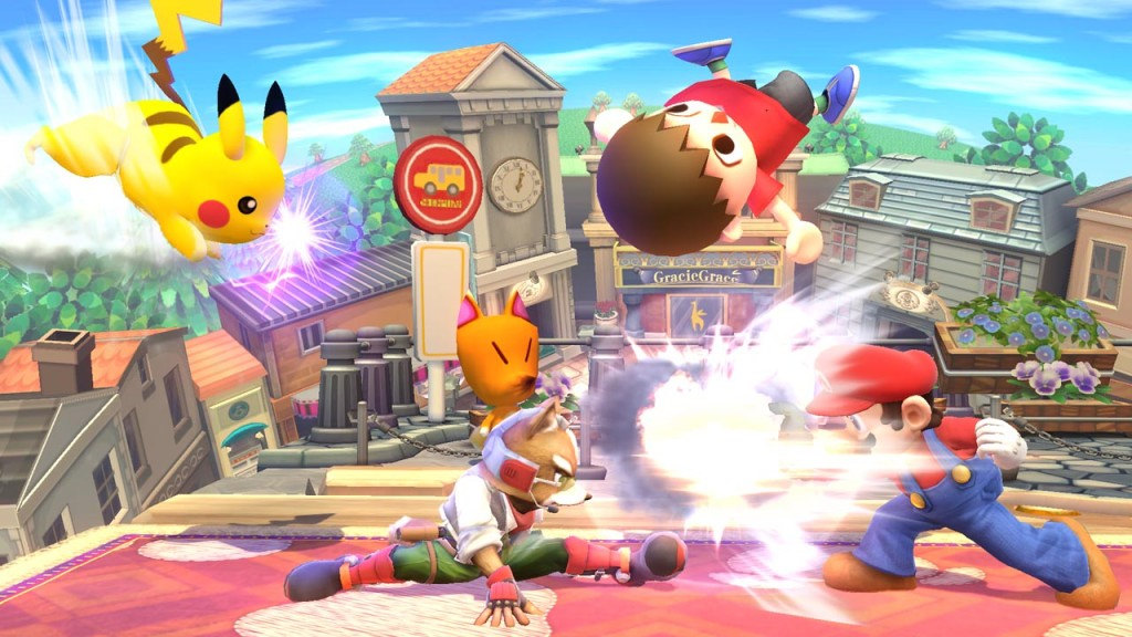 download super smash bros ultimate on android