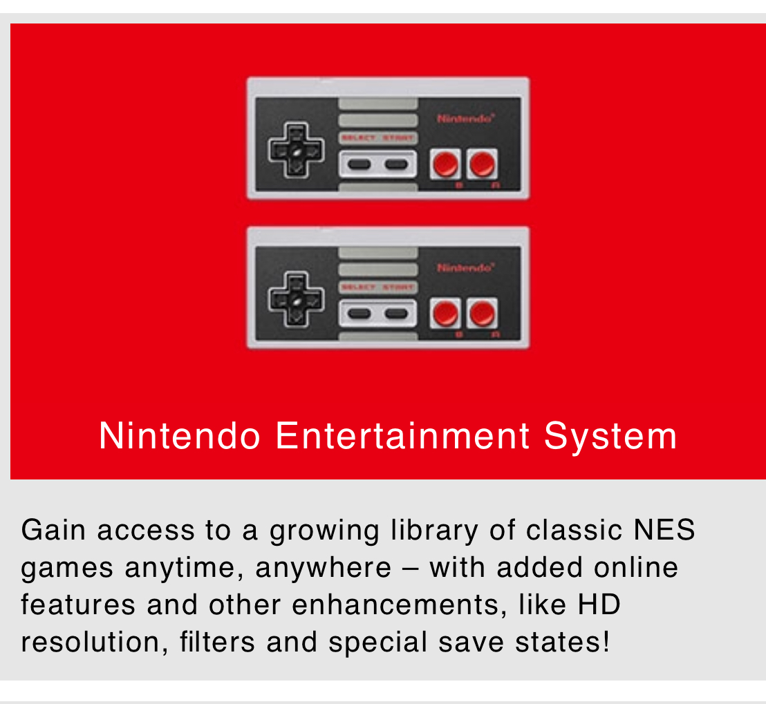 NES HD Games email