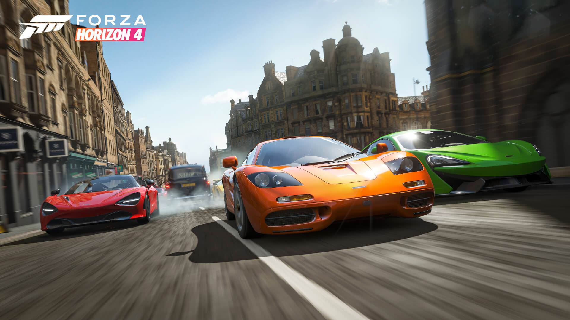 forza horizon 4 demo will be available to download later today