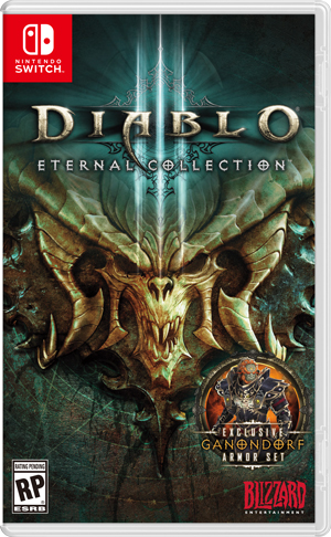 Diablo 3 switch box art