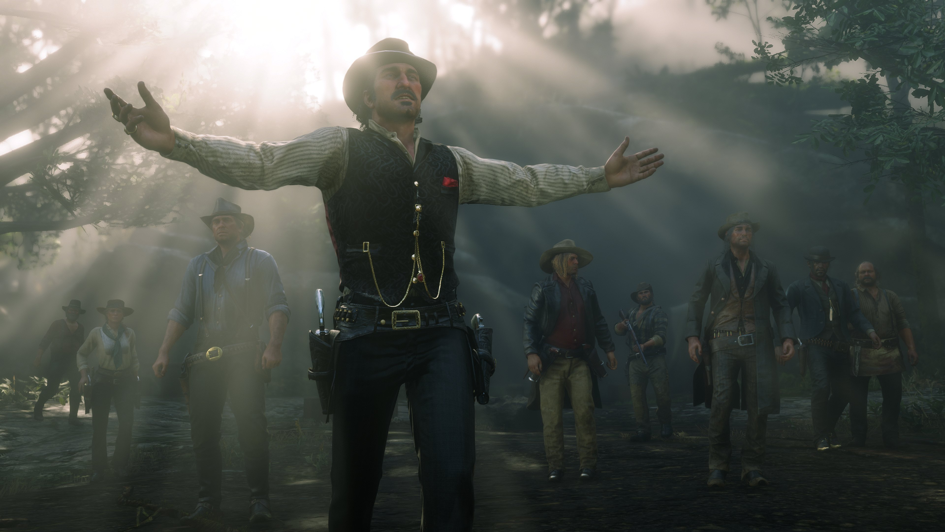 Red Dead Redemption 2 Japanese PS4 Box Art Lists Two Blu-Ray
