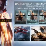 Battlefield 1 PC Premium Pass is Free on September 11th