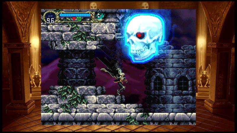 Castlevania Requiem Confirmed for PS4, 4K/1080p Upscaling