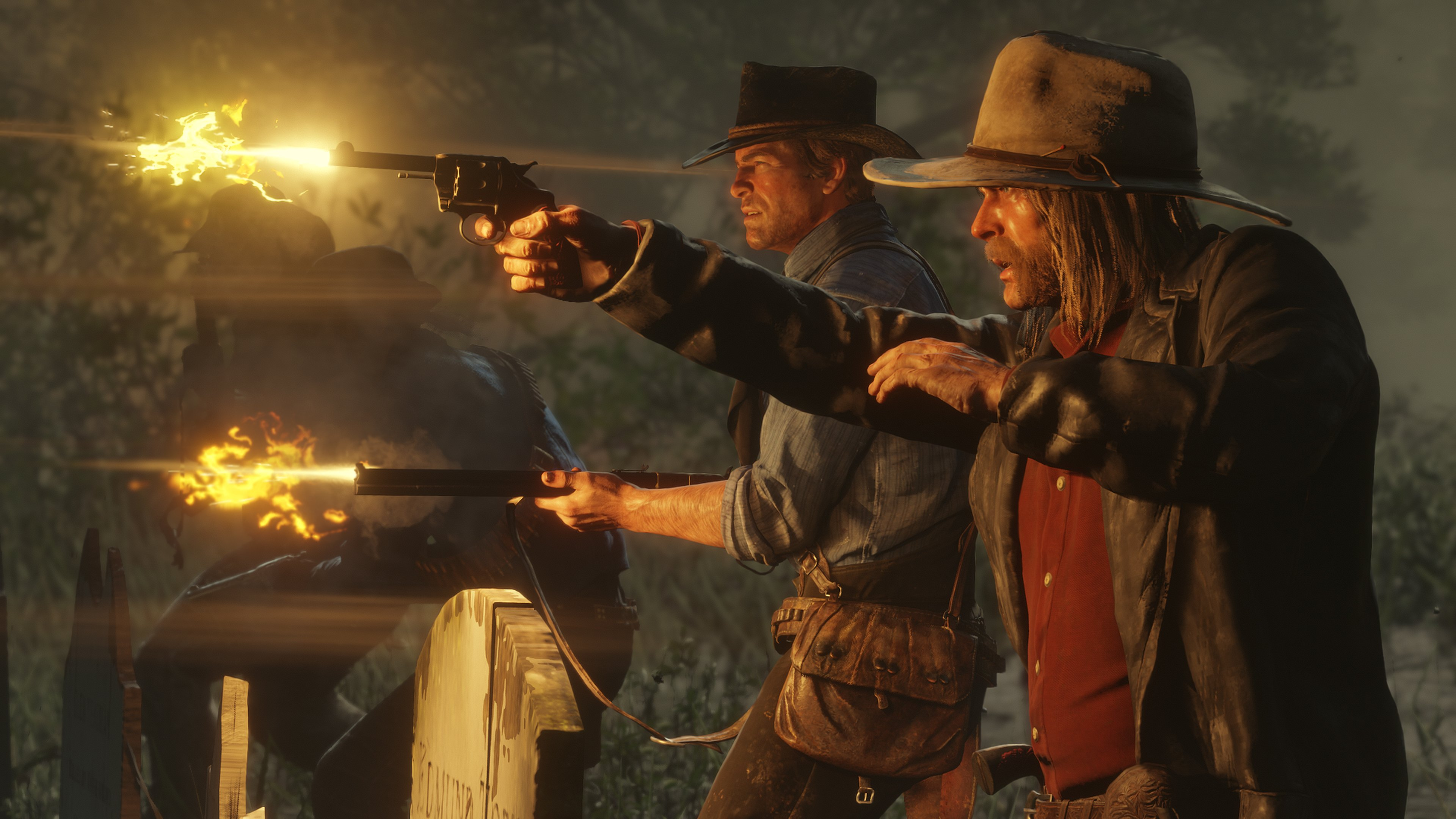 15 Creepy Things In Red Dead Redemption 2 You Need To Check Out