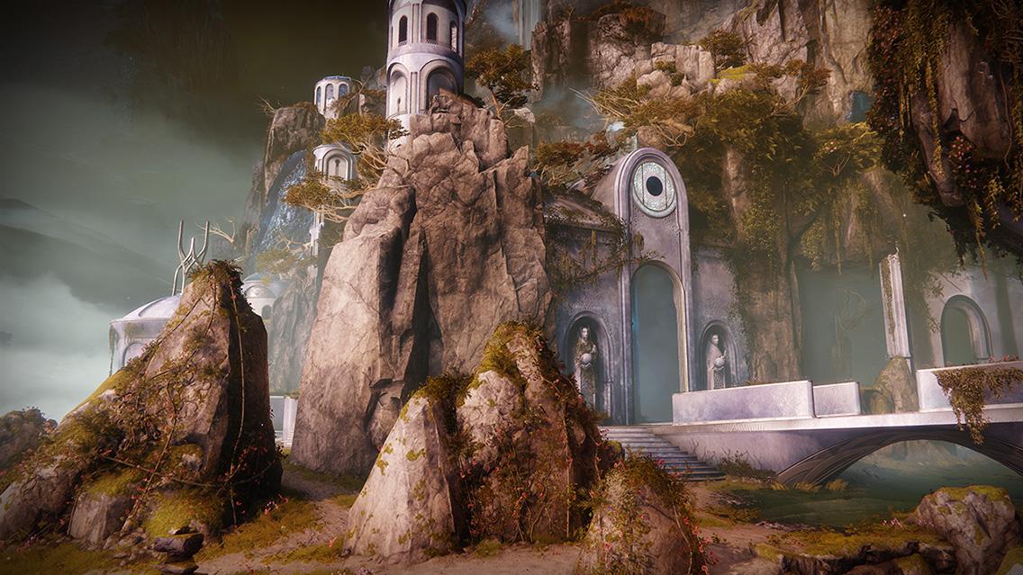 Destiny 2 The Citadel