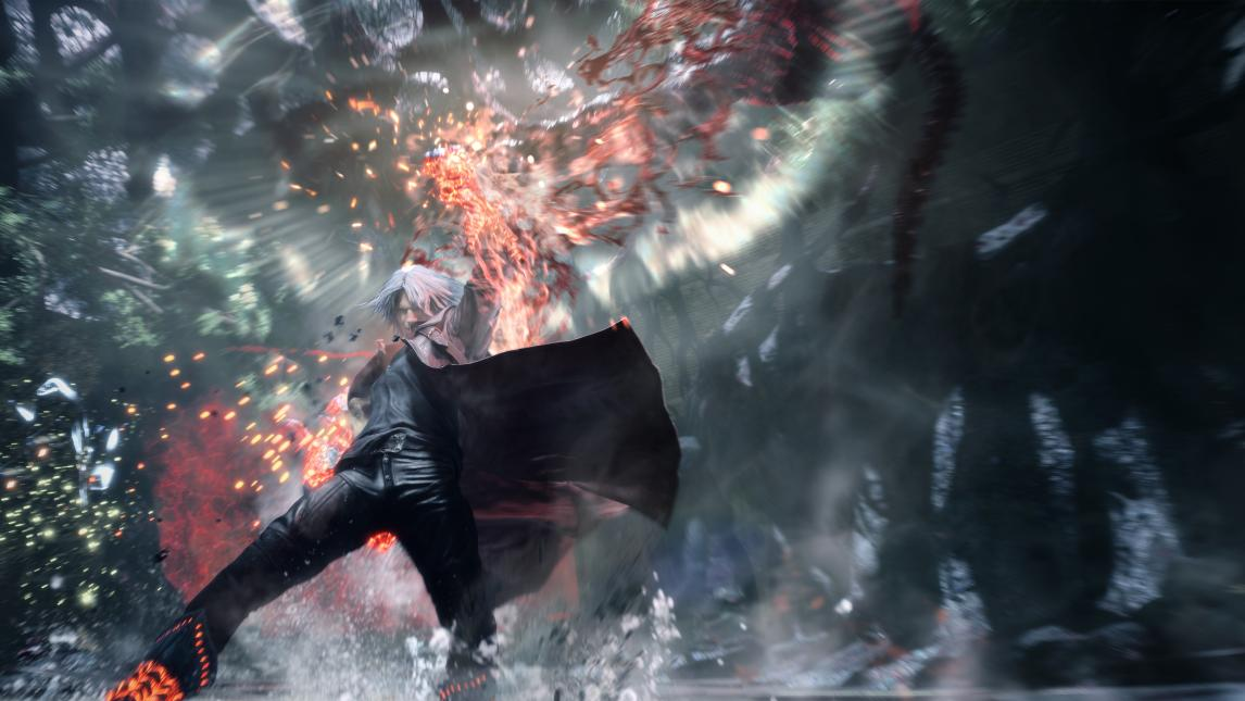 Devil May Cry 5 Gameplay Trailer Features Dante, Trish ...