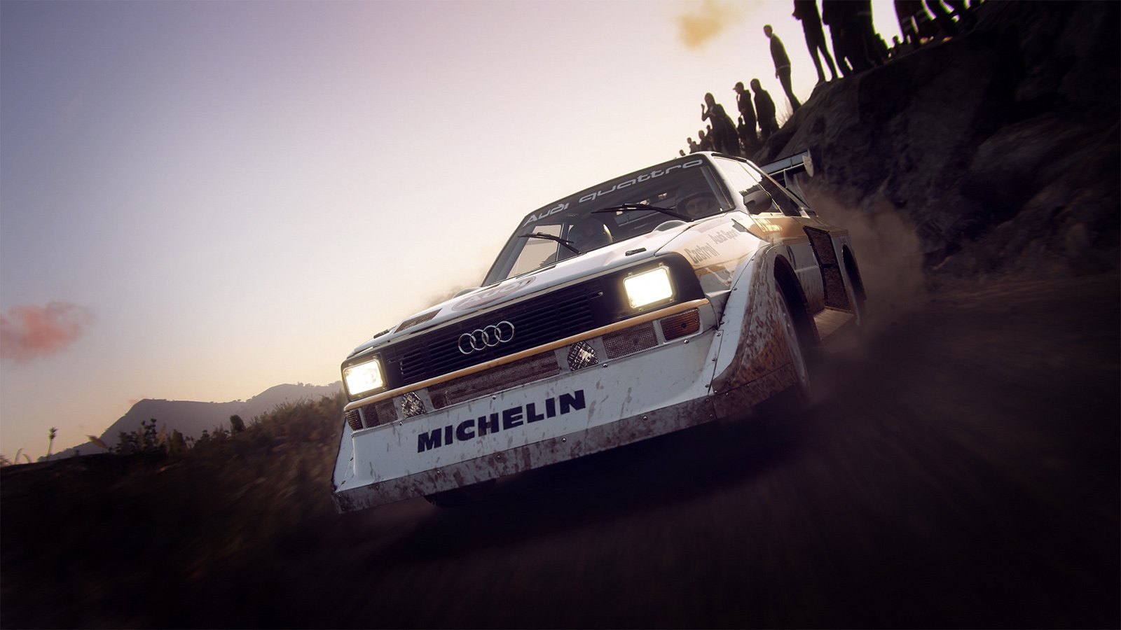 dirt rally 2 0 announced for early 2019 release. Black Bedroom Furniture Sets. Home Design Ideas