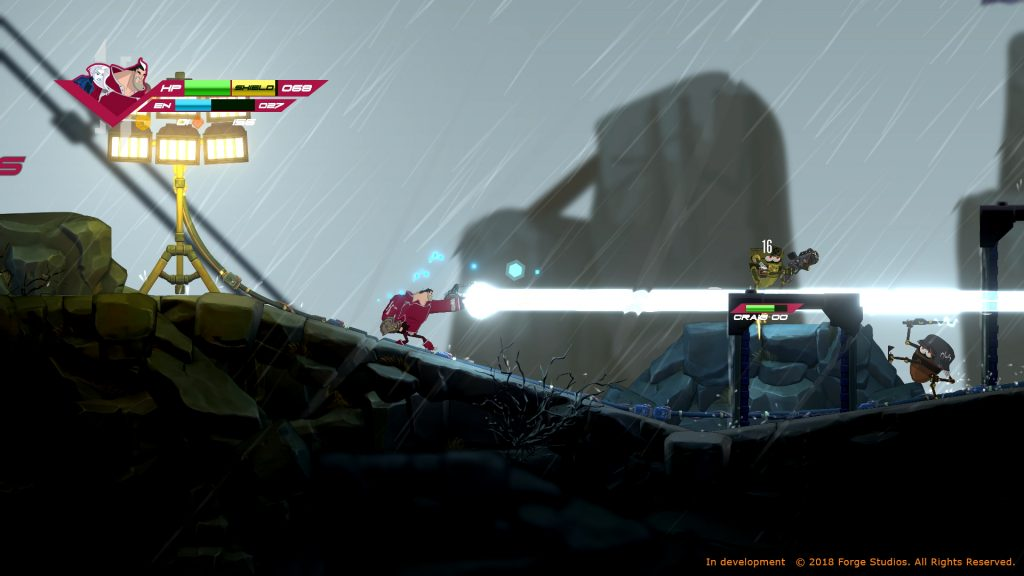 Helmet Force Screenshot 2