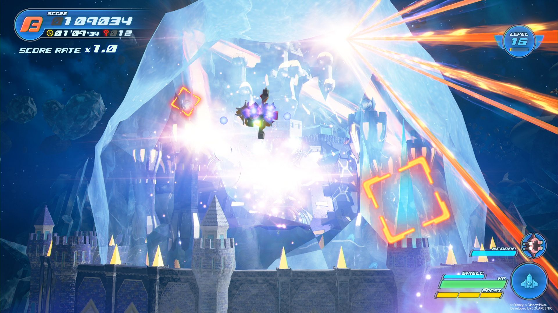 Kingdom Hearts 3 10
