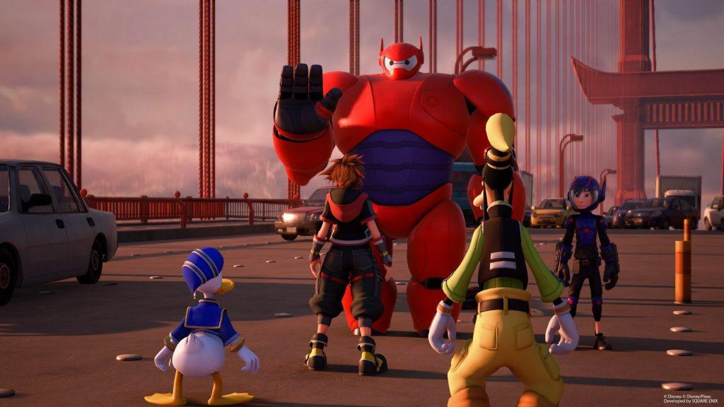Kingdom Hearts 3 12