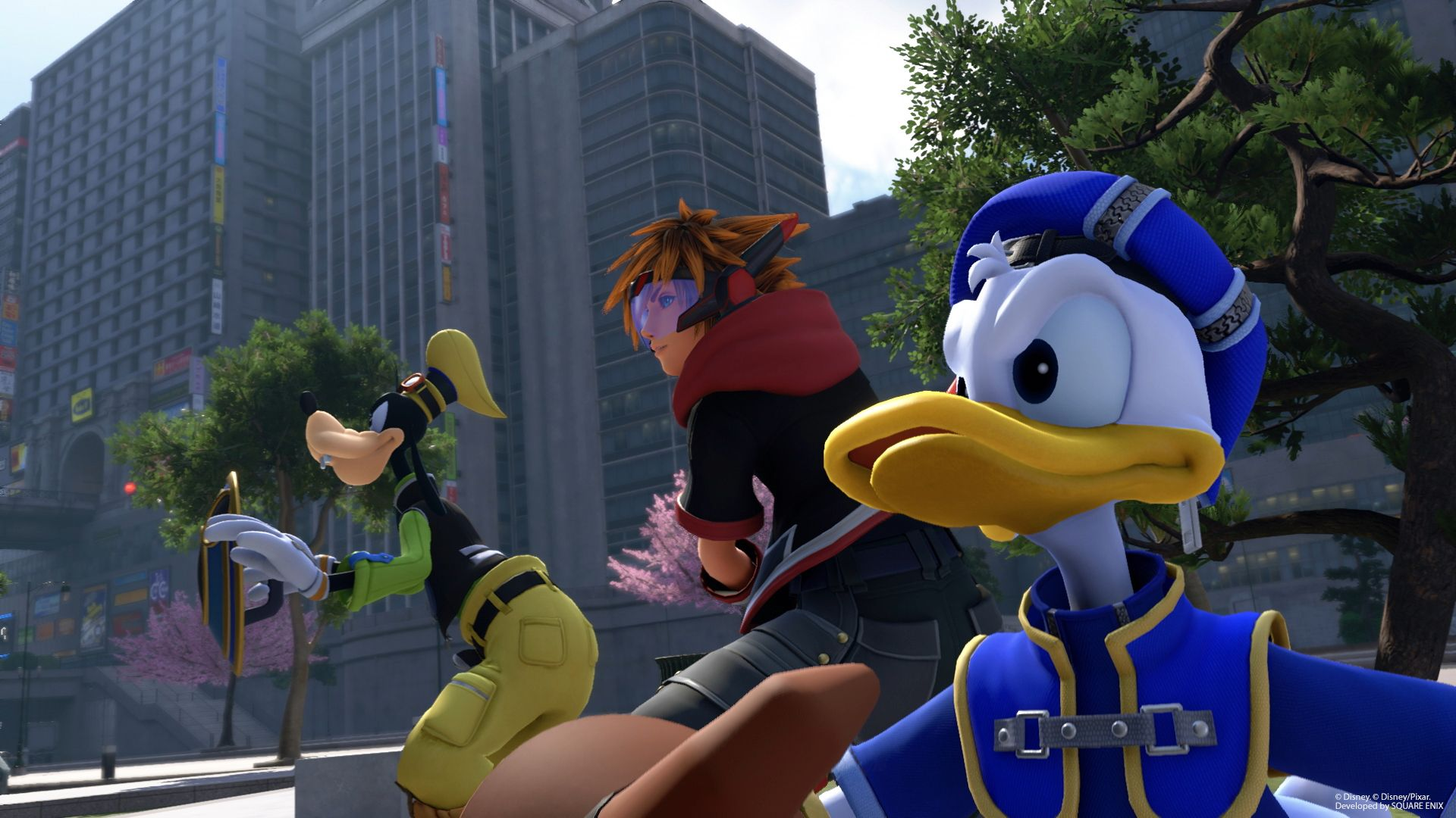 Kingdom Hearts 3 Trailer Features Sora And Friends