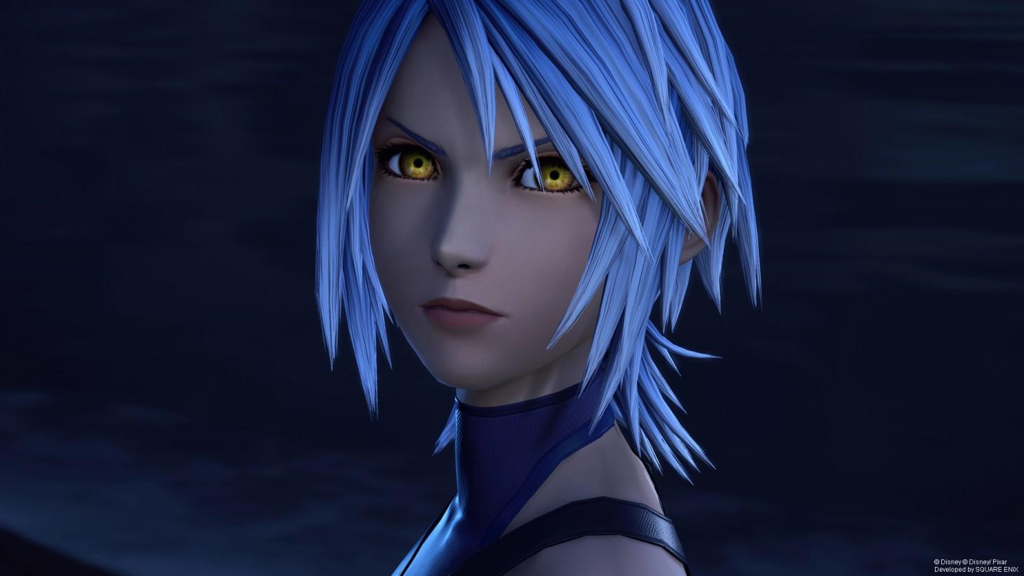 Kingdom Hearts 3 Aqua