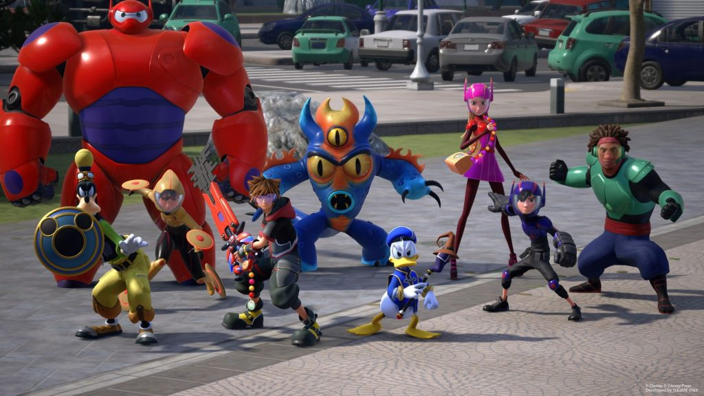Kingdom Hearts 3 Screenshot1