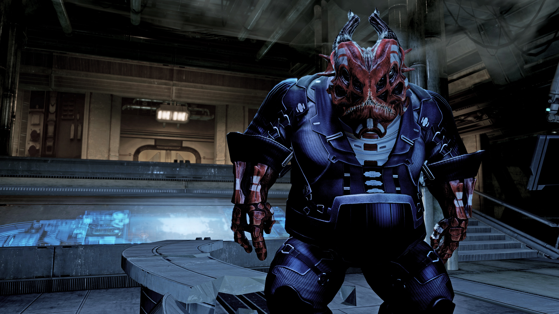 Mass Effect 2: Lair of the Shadow Broker - Wikipedia