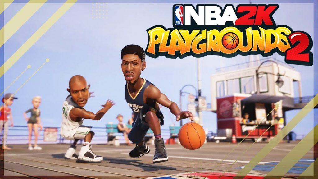 Nba 2k Playgrounds 2 Coming October 16: NBA 2K Playgrounds 2 Releasing For PC And Consoles On
