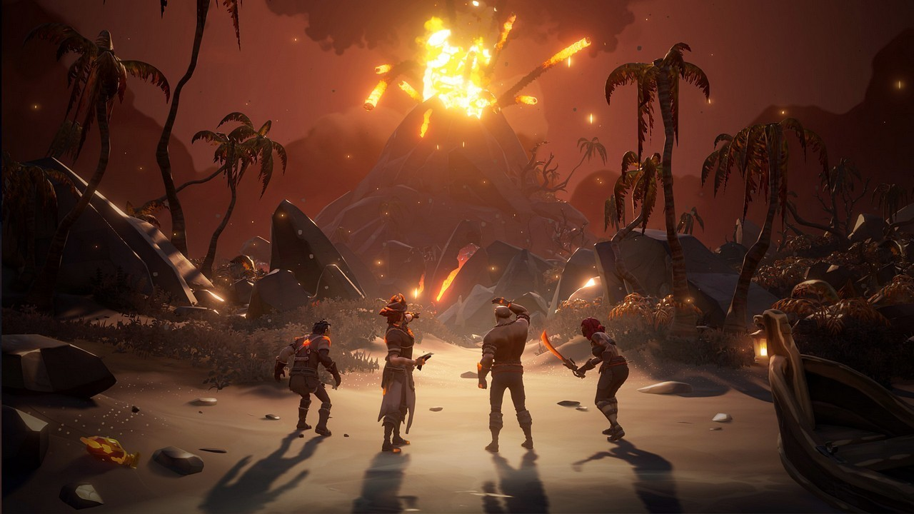 Sea of Thieves - Forsaken Shores