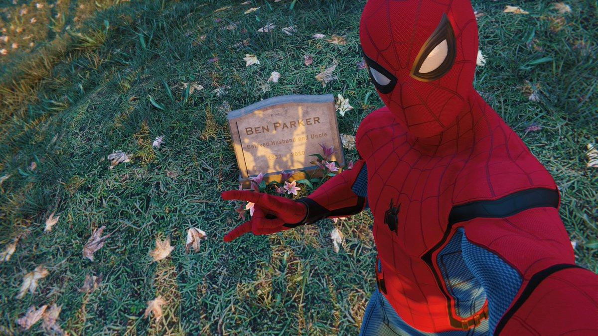 Spider-Man Ben Parker