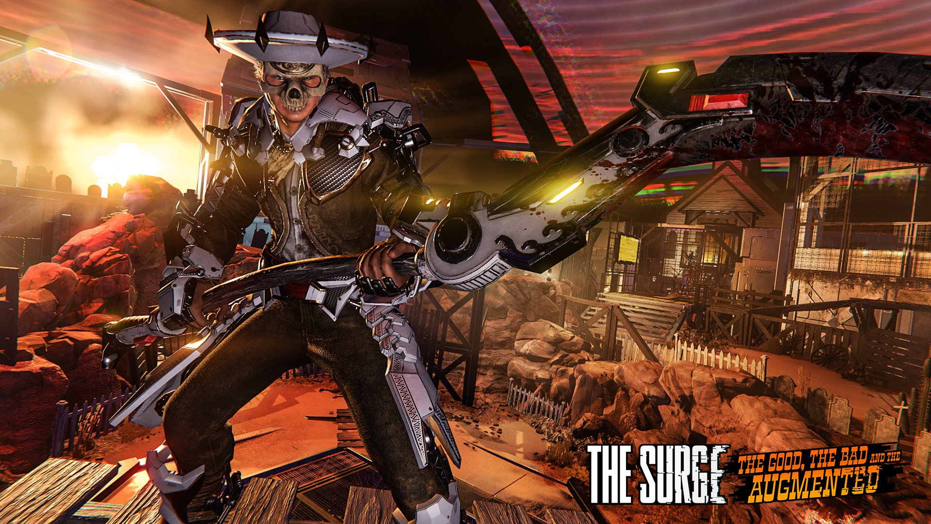 The Surge The Good The Bad, And The Augmented 1