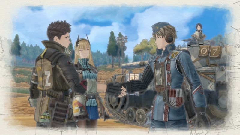 Valkyria Chronicles 4 DLC 2