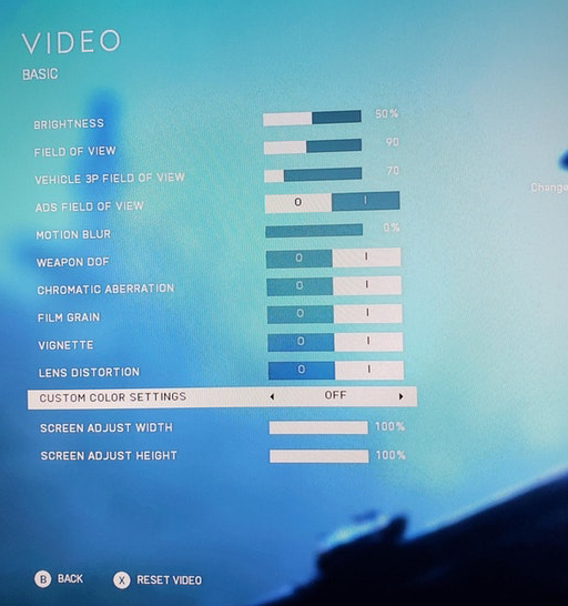 Battlefield 5 PC Beta Graphics Options Include Toggles For