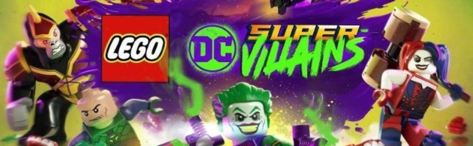Lego Dc Super Villains Wiki Everything You Need To Know About