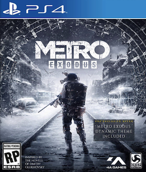 Metro Exodus – News, Reviews, Videos, and More