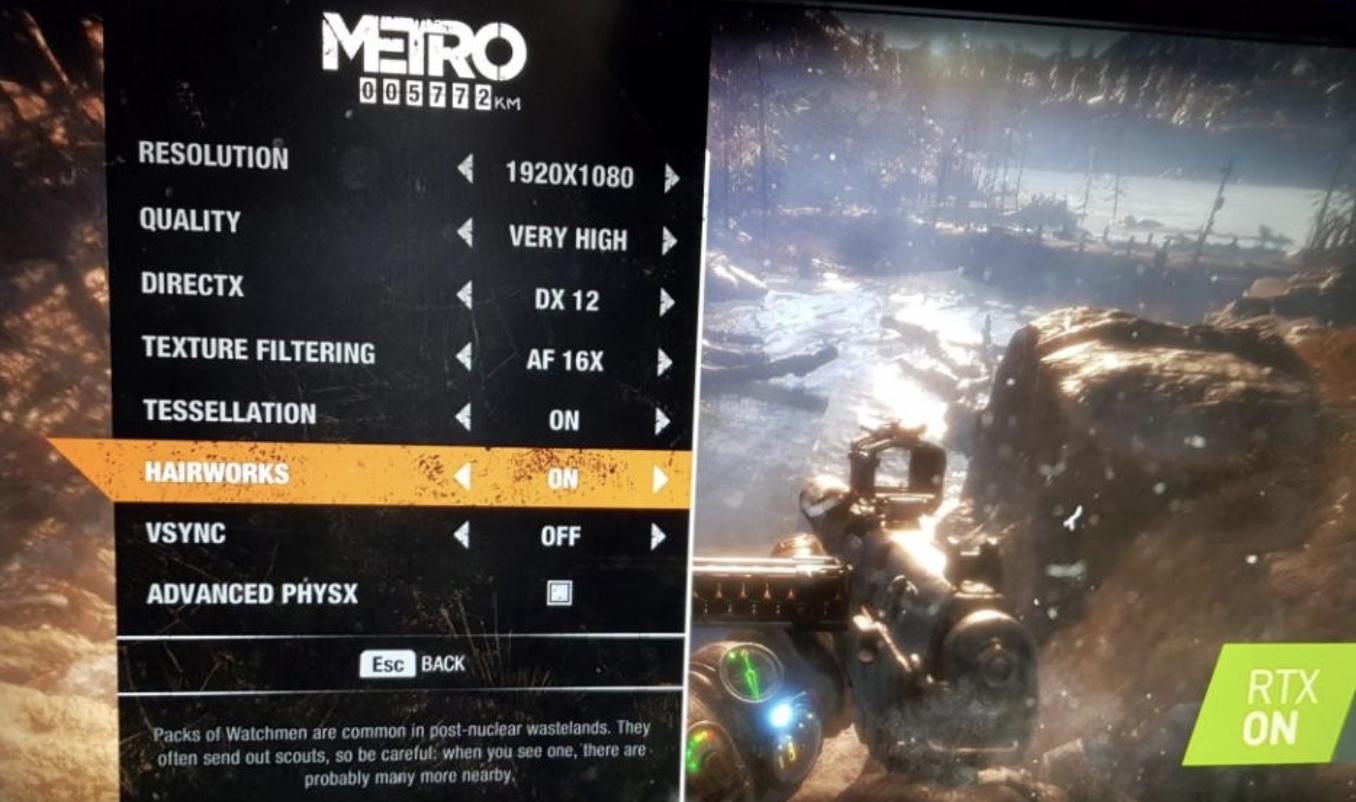Metro Exodus PC Will Make Use of Ray Tracing, Nvidia ...