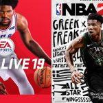 NBA 2K19 vs NBA Live 19 Head To Head Graphics Comparison – A Close Match This Year