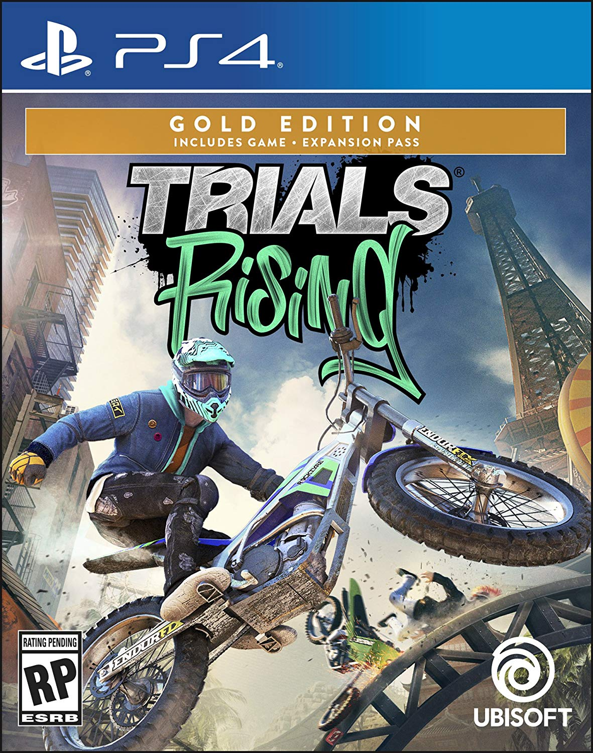 Trials Rising Box Art