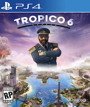 Tropico 6 Box Art