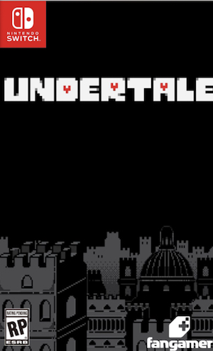 Undertale Box Art