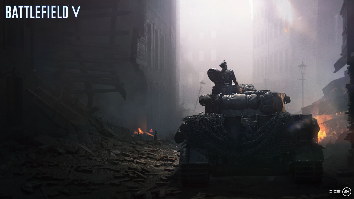Battlefield 5 Update Improves Server Stability, Fixes Locked Weapons Bug