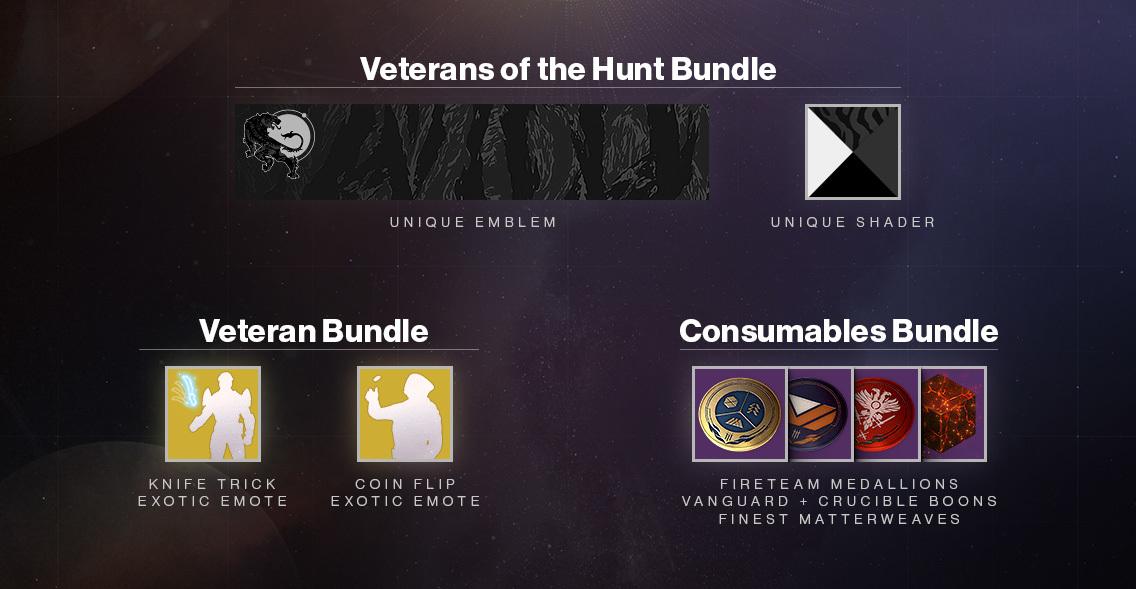 Destiny 2 Forsaken_Veterans of the Hunt