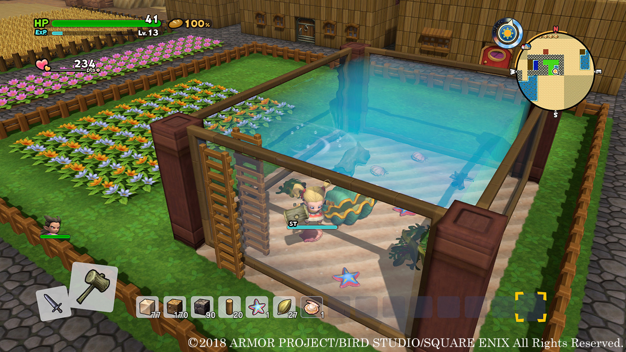 Dragon Quest Builders 2 10