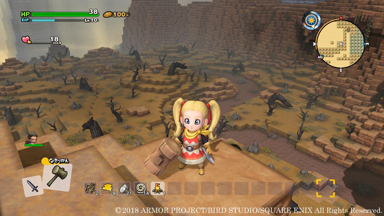 Dragon Quest Builders 2 5