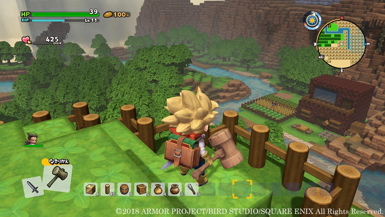 Dragon Quest Builders 2 6